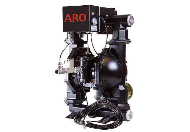 煤矿用气动隔膜泵-自动排水装置