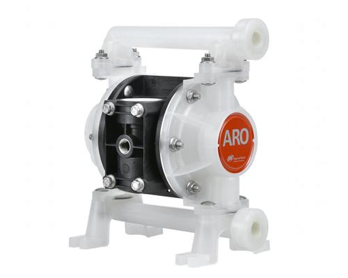"""工业用气动隔膜泵-3/8"""" 非金属泵"""