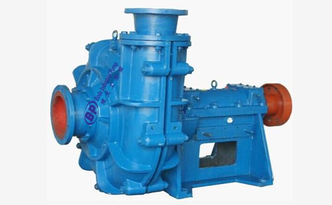 山西渣浆泵-ZGB型