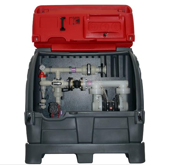 ARO集成泵站-山西气动隔膜泵